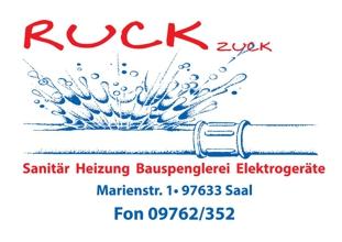 RUCK ZUCK Haag - Saal/Saale - Sanitär, Heizung, Bauspenglerei